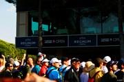 2018年 ターキッシュエアラインズオープン 最終日 ジャスティン・ローズ