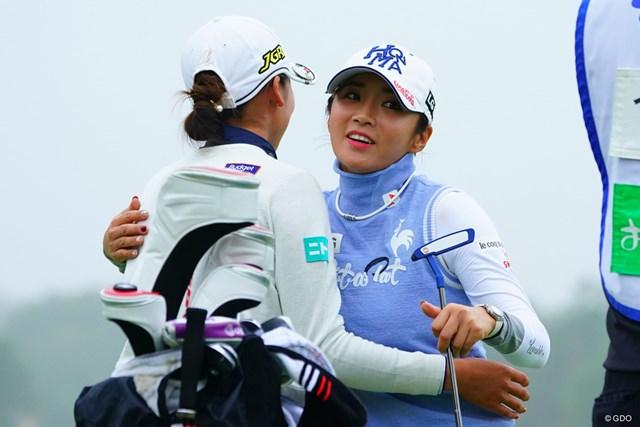 2018年 伊藤園レディスゴルフトーナメント 初日 イ・ボミ 69位タイスタート。明日は巻き返してくれ!