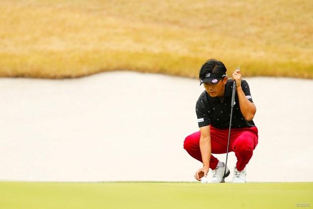 簡単そうで難しい…考え過ぎずシンプルなゴルフに挑む近藤智弘