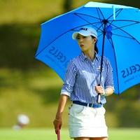 初優勝、ワンチャンスあるか。 2018年 伊藤園レディスゴルフトーナメント 2日目 ユン・チェヨン