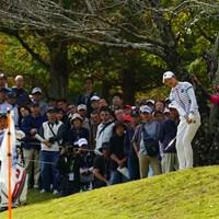 ショットの乱れをショートゲームでカバーできなかったか。 2018年 伊藤園レディスゴルフトーナメント 最終日 松田鈴英