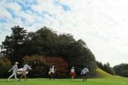 2018年 伊藤園レディスゴルフトーナメント 最終日 最終組