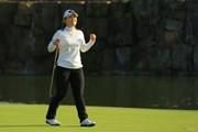 2018年 伊藤園レディスゴルフトーナメント 最終日 黄アルム