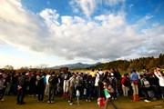 2018年 三井住友VISA太平洋マスターズ 最終日 松山英樹