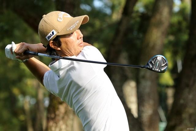 石川遼は開幕2日前に2Wをテストした