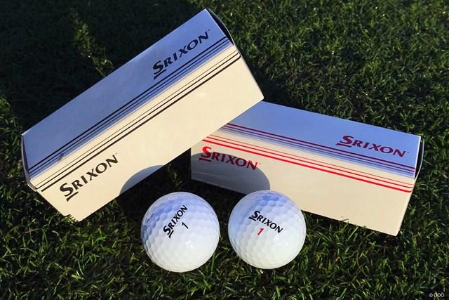 ツアープロに支給される発売前のボールは市場に出回らない箱で配布される