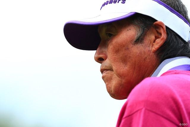 ジャンボ尾崎は今年も宮崎でシーズンを終了。72歳で迎える2019年への決意を述べた