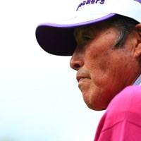 ジャンボ尾崎は今年も宮崎でシーズンを終了。72歳で迎える2019年への決意を述べた 2018年 ダンロップフェニックストーナメント 2日目 尾崎将司
