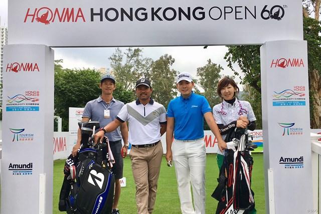 香港で欧州ツアーの新シーズンが開幕します!