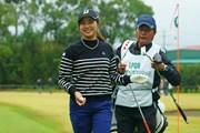 2018年 LPGAツアー選手権リコーカップ 初日 大里桃子