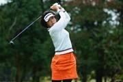 2018年 LPGAツアー選手権リコーカップ 初日 大山志保