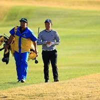 ナイスゲーム!6アンダートップタイ 2018年 カシオワールドオープンゴルフトーナメント 初日 浅地洋佑