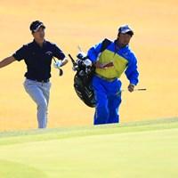 傾斜 2018年 カシオワールドオープンゴルフトーナメント 初日 石川遼