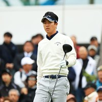 カシオ所属の石川遼です 2018年 カシオワールドオープンゴルフトーナメント 初日 石川遼