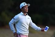 2018年 カシオワールドオープンゴルフトーナメント 初日 香妻陣一朗