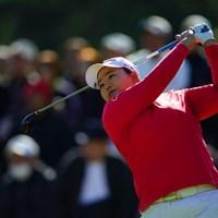 アン・ソンジュが単独首位に浮上した 2018年 LPGAツアー選手権リコーカップ 2日目 アン・ソンジュ