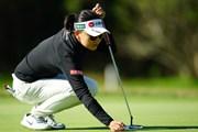 2018年 LPGAツアー選手権リコーカップ 2日目 テレサ・ルー