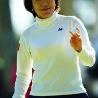 地元の期待に応えたいね。 2018年 LPGAツアー選手権リコーカップ 2日目 大山志保