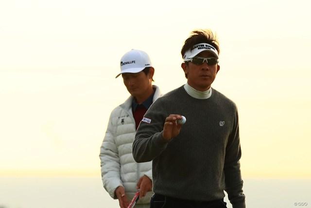 2018年 カシオワールドオープンゴルフトーナメント 2日目 上井邦裕 スコア69やるね