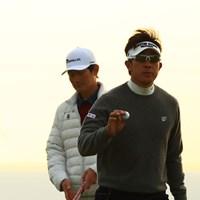 スコア69やるね 2018年 カシオワールドオープンゴルフトーナメント 2日目 上井邦裕