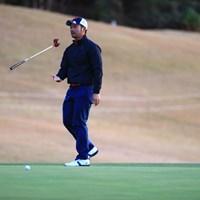チックショー 2018年 カシオワールドオープンゴルフトーナメント 2日目 嘉数光倫