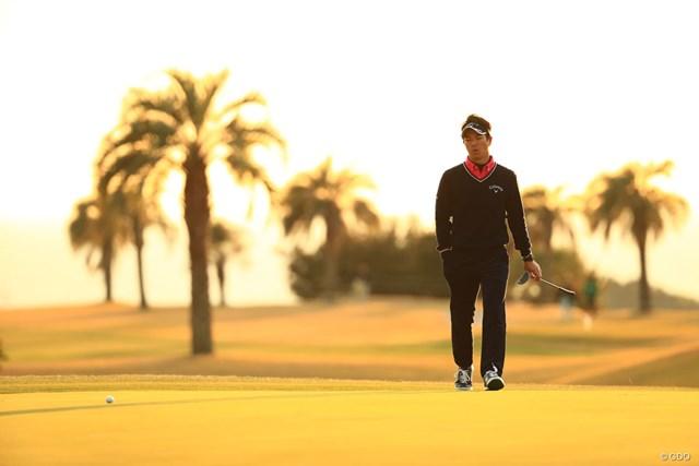 2018年 カシオワールドオープンゴルフトーナメント 2日目 石川遼 パターがね、どんまい