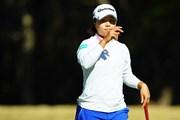2018年 LPGAツアー選手権リコーカップ 2日目 永峰咲希