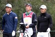 2019年 ISPSハンダ ゴルフワールドカップ 3日目 谷原秀人 小平智