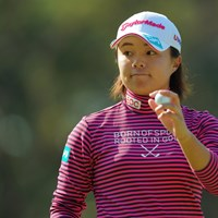 明日こそ期待に応える。 2018年 LPGAツアー選手権リコーカップ 3日目 永峰咲希