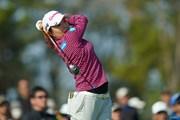 2018年 LPGAツアー選手権リコーカップ 3日目 永峰咲希