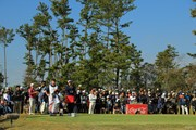 2018年 LPGAツアー選手権リコーカップ 3日目 永峰咲希 大山志保