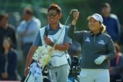 2018年 LPGAツアー選手権リコーカップ 3日目 アン・ソンジュ