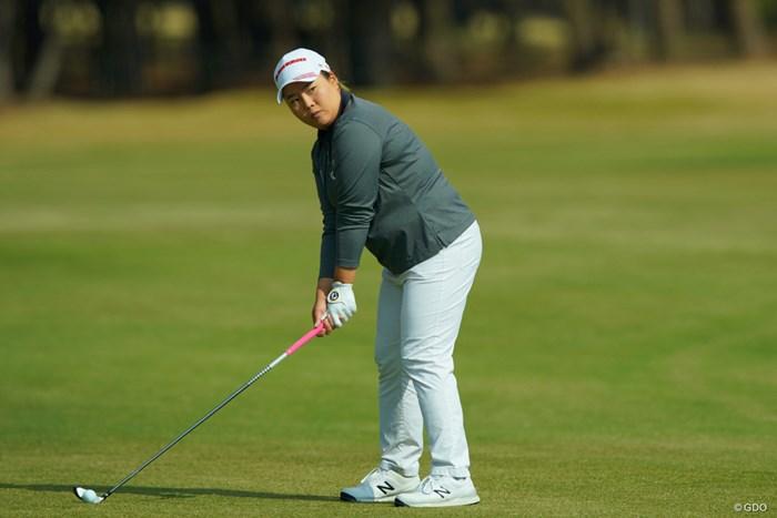 女王の意地、見せるか。 2018年 LPGAツアー選手権リコーカップ 3日目 アン・ソンジュ
