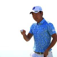 木下稜介は3打差の10位から逆転を狙う 2018年 カシオワールドオープンゴルフトーナメント 3日目 木下稜介