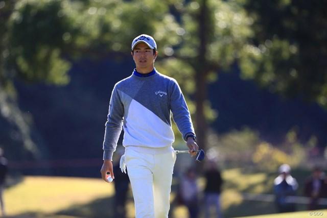 2018年 カシオワールドオープンゴルフトーナメント 3日目 石川遼 後退