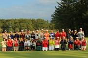 2018年 LPGAツアー選手権リコーカップ 最終日 集合写真