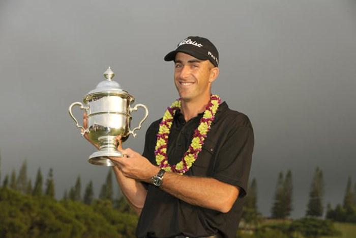 2年連続で開幕戦を制したG.オギルビー(Stan Badz /Getty Images) 2010年 SBS選手権 最終日 ジェフ・オギルビー
