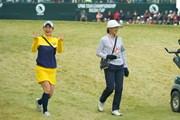 2018年 LPGAツアー選手権リコーカップ 最終日 古閑美保&平瀬真由美