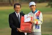 2018年 LPGAツアー選手権リコーカップ 最終日 李知姫