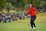 2018年 LPGAツアー選手権リコーカップ 最終日 大山志保