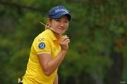 2018年 LPGAツアー選手権リコーカップ 最終日 成田美寿々