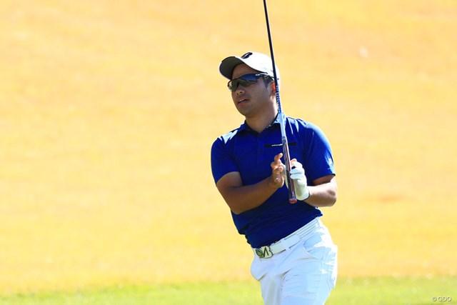 2018年 カシオワールドオープンゴルフトーナメント 最終日 比嘉一貴 ルーキーの比嘉一貴も賞金シードを獲得した