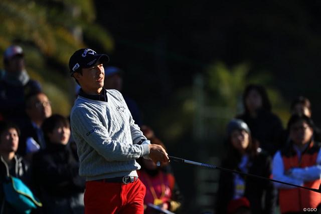 石川遼はホスト大会で粘り、最終戦の出場チケットを手にした