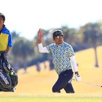 もう少しで入りそう 2018年 カシオワールドオープンゴルフトーナメント 最終日 正岡竜二