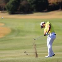 ナイスです~ 2018年 カシオワールドオープンゴルフトーナメント 最終日 嘉数光倫