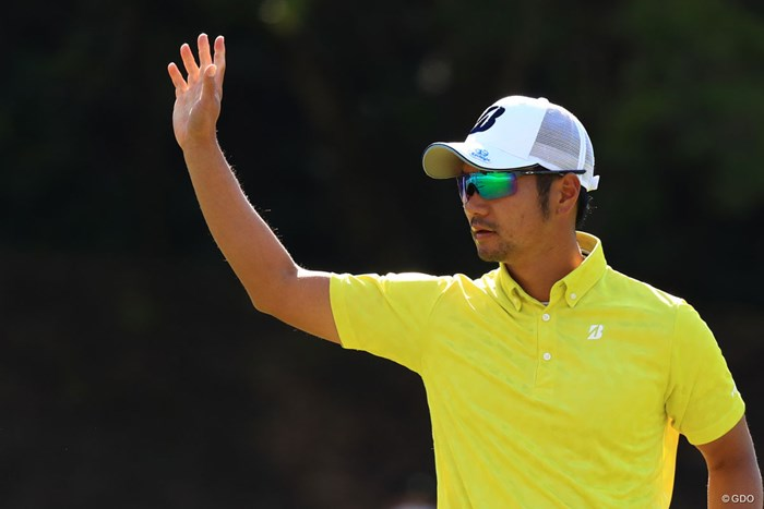 11アンダー7位タイ!やるじゃん 2018年 カシオワールドオープンゴルフトーナメント 最終日 嘉数光倫