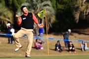 2018年 カシオワールドオープンゴルフトーナメント 最終日 チェ・ホソン