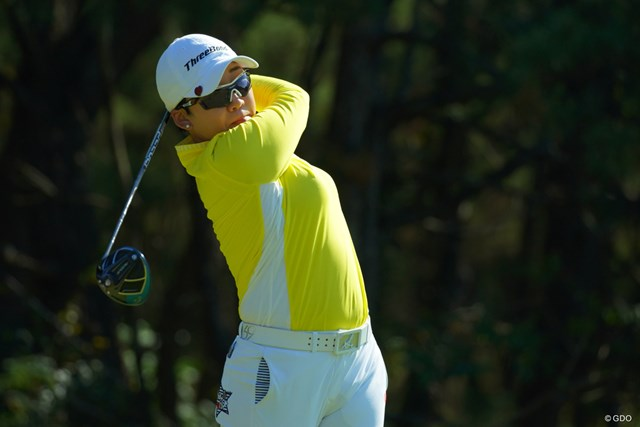 2018年 LPGAツアー選手権リコーカップ 最終日 申ジエ 最終戦を制した申ジエ。ツアー史上初の年間メジャー3勝を達成した