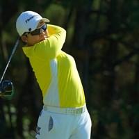 最終戦を制した申ジエ。ツアー史上初の年間メジャー3勝を達成した 2018年 LPGAツアー選手権リコーカップ 最終日 申ジエ