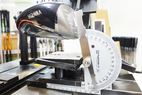 際立つ直進性&調整機能 本間ゴルフ TW747 460 ドライバー